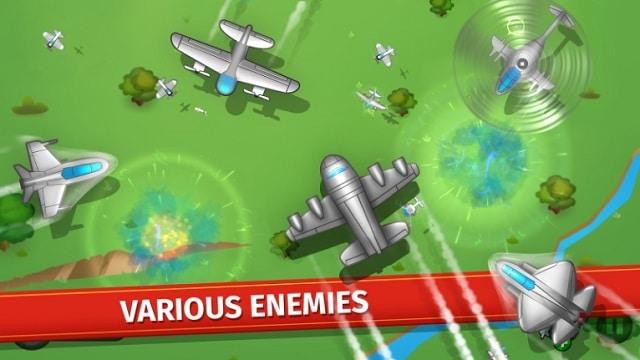 ower One: Sky Defense скачать