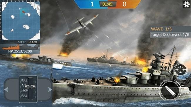 Военный корабль скачать