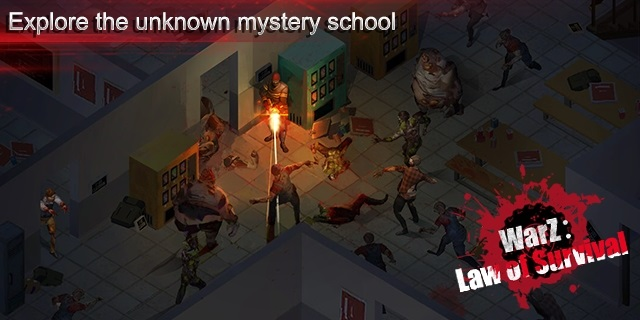 WarZ: Law of Survival мод