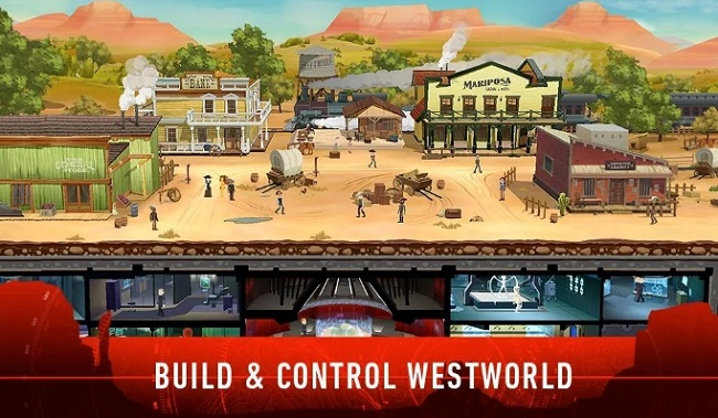 Westworld мод