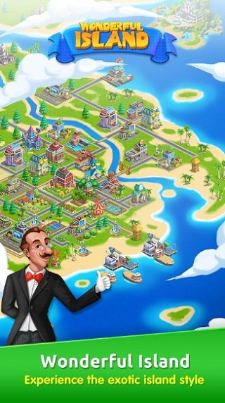 Wonderful Island деньги