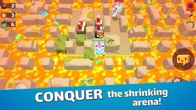 Battle Bombers Arena андроид