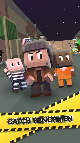 Blocky Cops скачать