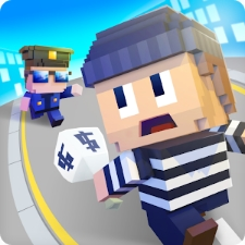 Blocky Cops взлом