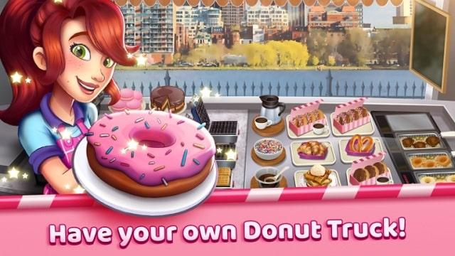 Boston Donut Truck скачать