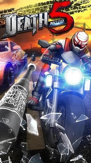 Death Moto 5 мод