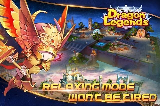Dragon Legends андроид