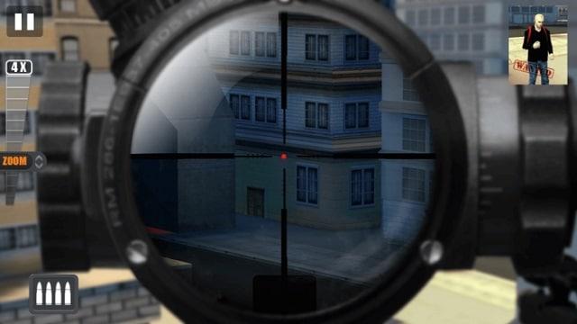 Элитный убийца: Город Снайпер мод
