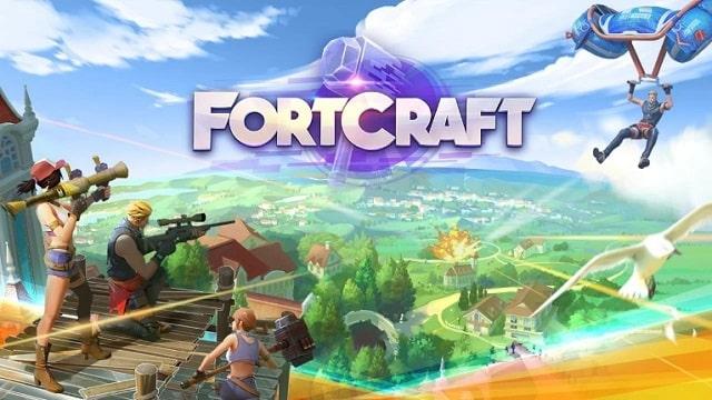 FortCraft мод