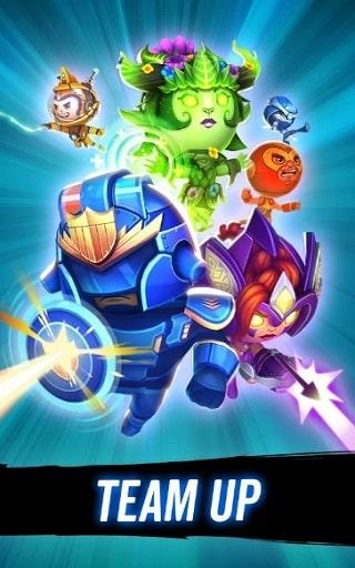 Gumball Heroes андроид