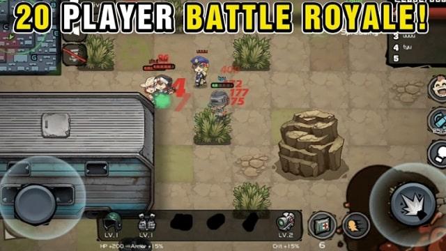 Gun Gladiators: Battle Royale читы