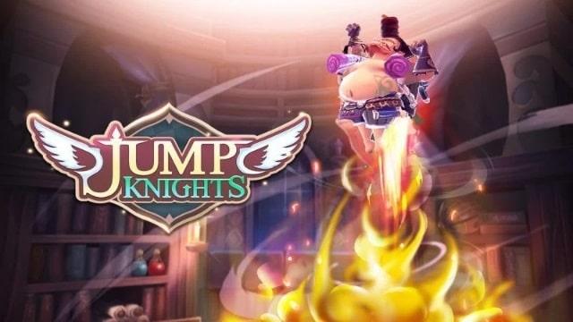 Jump Knights андроид