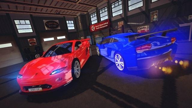 Lamborghini Driving Drift 2018 скачать