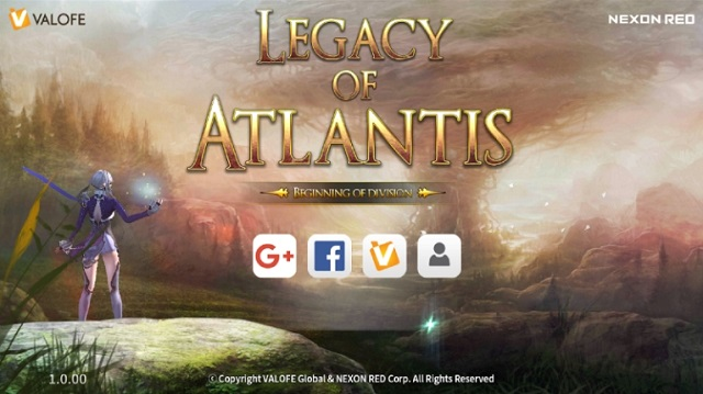 Legacy of Atlantis скачать