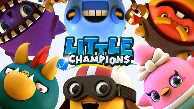 Little Champions скачать