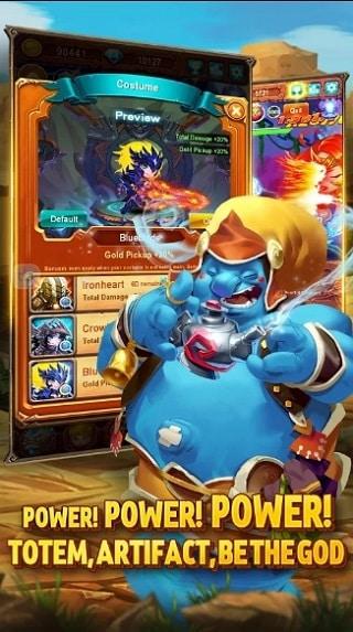 Mega Monsters Mobile мод