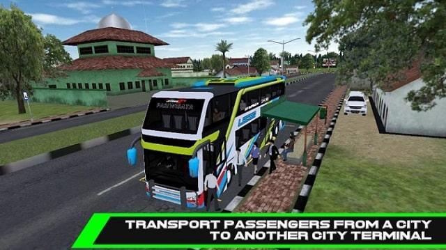 Mobile Bus Simulator читы