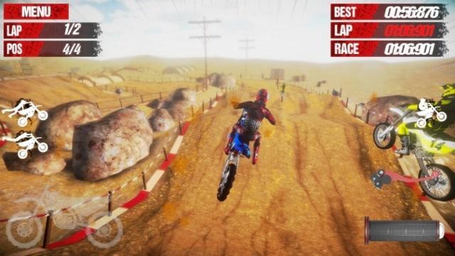 RMX Real Motocross деньги