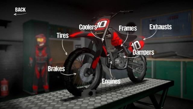 RMX Real Motocross мод