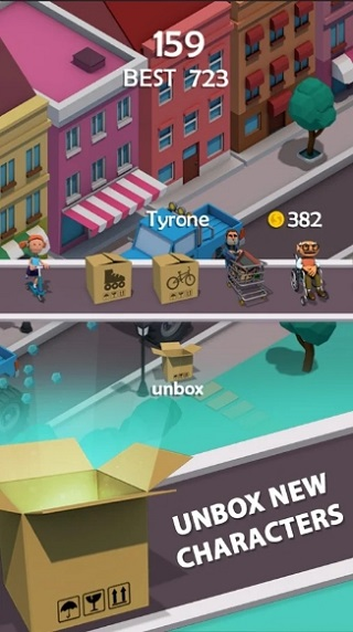 Skate Fever андроид