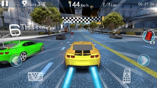 Speed Chasing читы