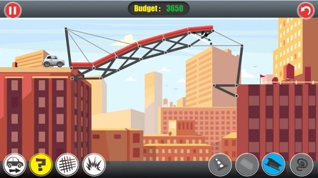 Строитель дорог: постройте мост андроид
