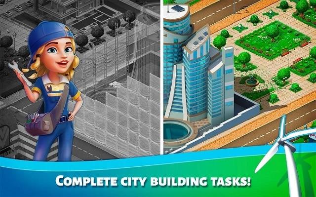 Sun City андроид