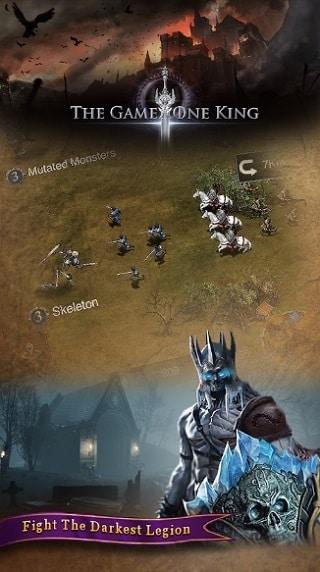 The Game: One King андроид