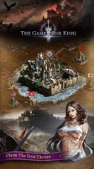 The Game: One King скачать