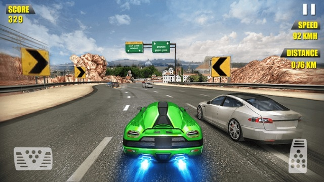 Traffic Racing Fever читы