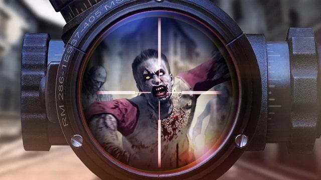 Zombie Shooter: Fury of War андроид