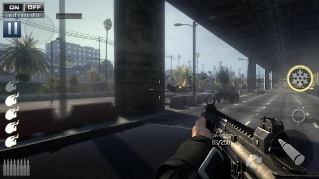 Zombie Shooter: Fury of War скачать