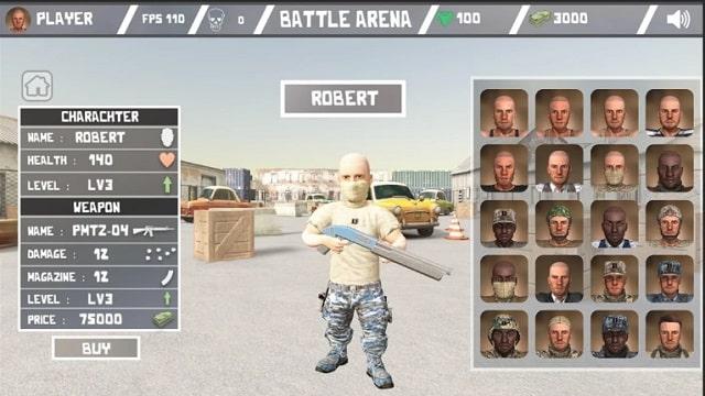 Battle Arena - Online Shooter читы