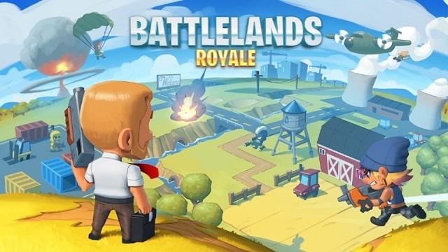 Battlelands Royale скачать