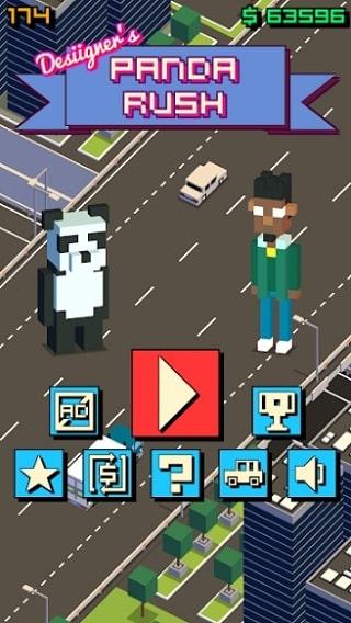 Desiigner's Panda Rush андроид