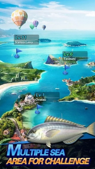 Fishing Fever андроид