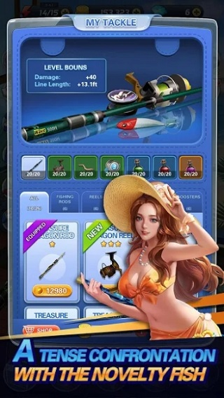 Fishing Fever читы