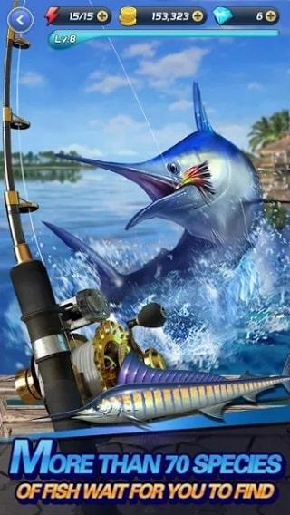 Fishing Fever мод