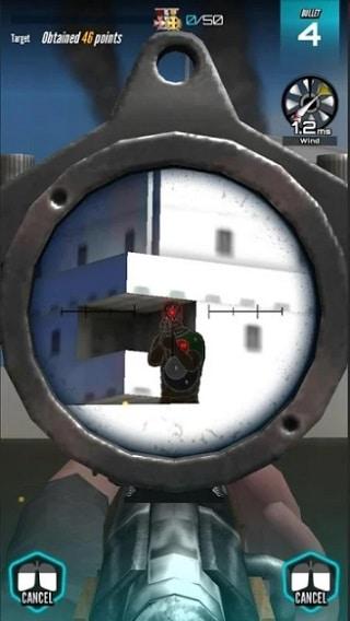 Military Shooting King мод