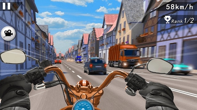 Motocross Rider андроид