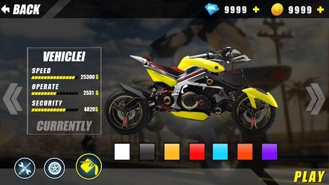 Motocross Rider читы