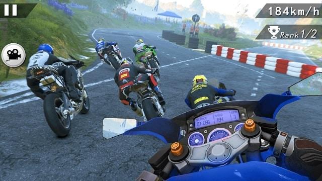 Motocross Rider скачать