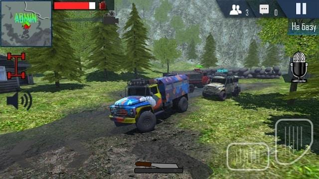Offroad Simulator Online андроид