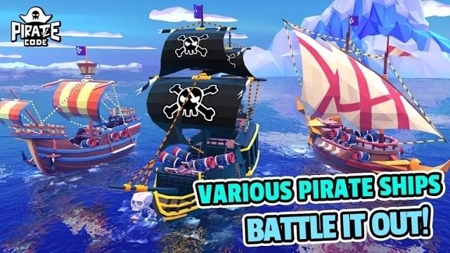 Pirate Code скачать