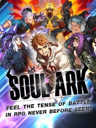 Soul Ark андроид