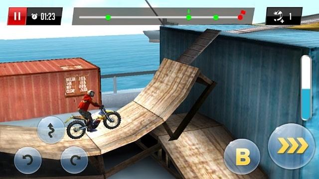 Stunt Motor Racing читы