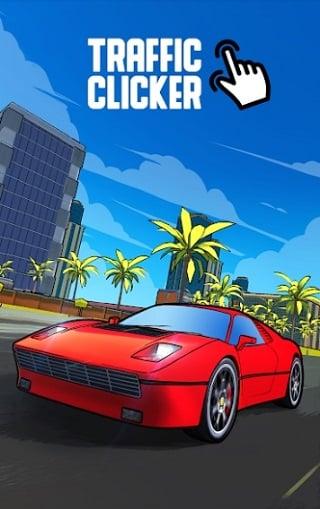 Traffic Clicker мод