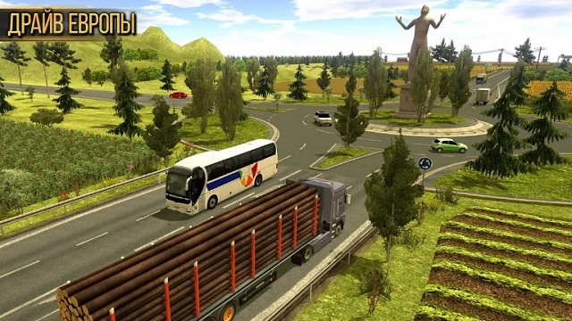Truck Simulator 2018 мод