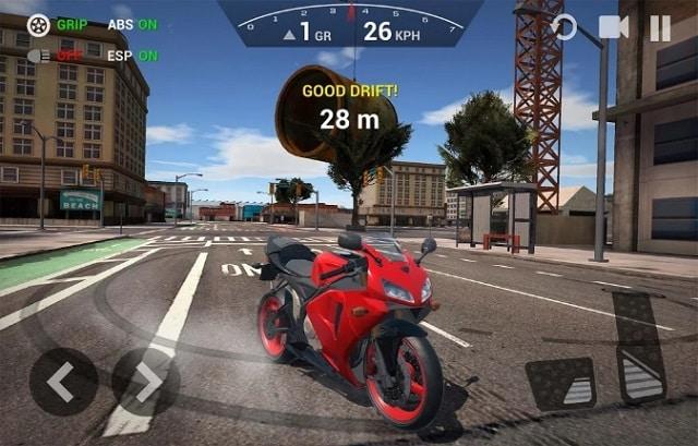 Ultimate Motorcycle Simulator мод