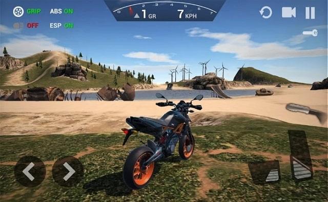 Ultimate Motorcycle Simulator скачать